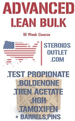 Advanced Lean Bulk