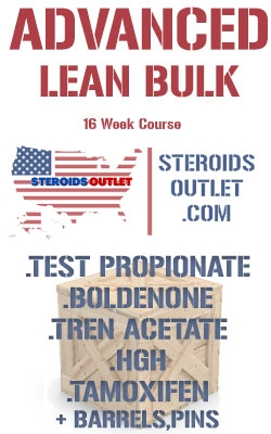 Advanced Lean Bulk