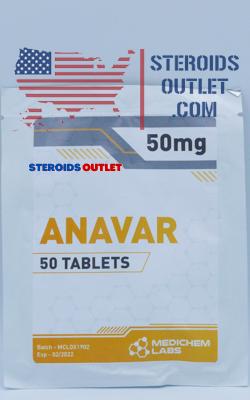 Buy Anavar 50mg