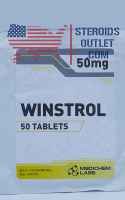Buy Winstrol 50mg