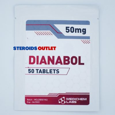 Dianabol 50mg for sale